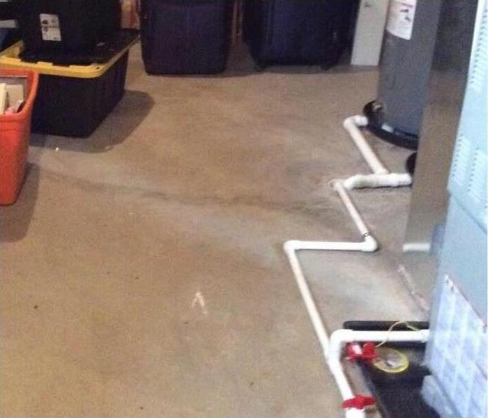 Sewage Flood in Home After