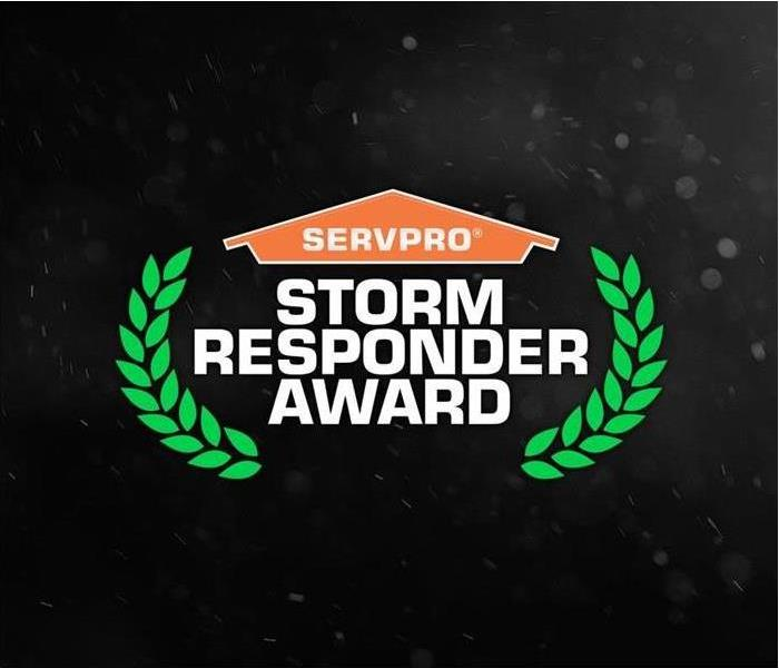 "a graphic that says ""Storm Responder Reward"""