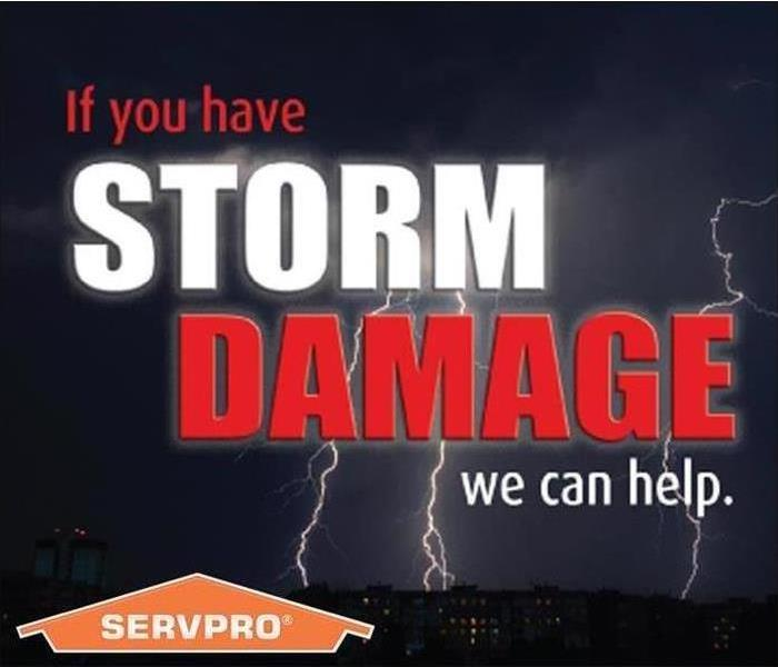 SERVPRO of SW Orlando Strikes Back Harder and Faster After a Storm Hits