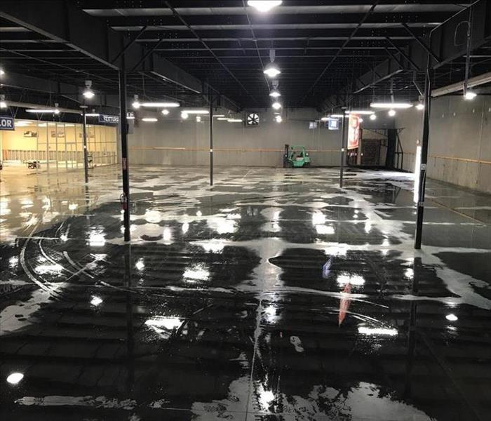 Commercial Flood in SW Orlando