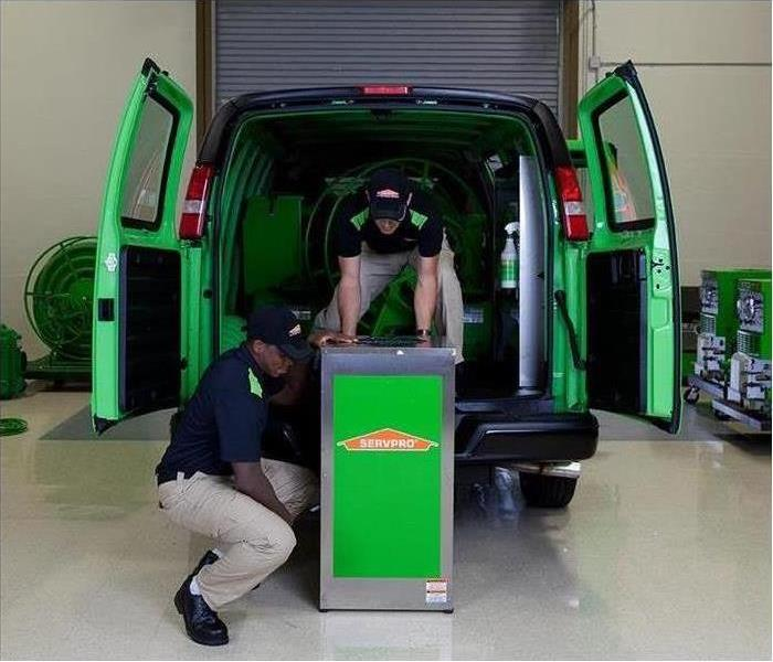 Why SERVPRO 3 Ways an Expert Document Drying Service Can Lower Costs After a Disaster